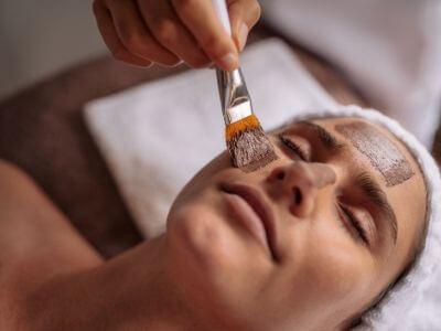 học gội đầu massage mặt