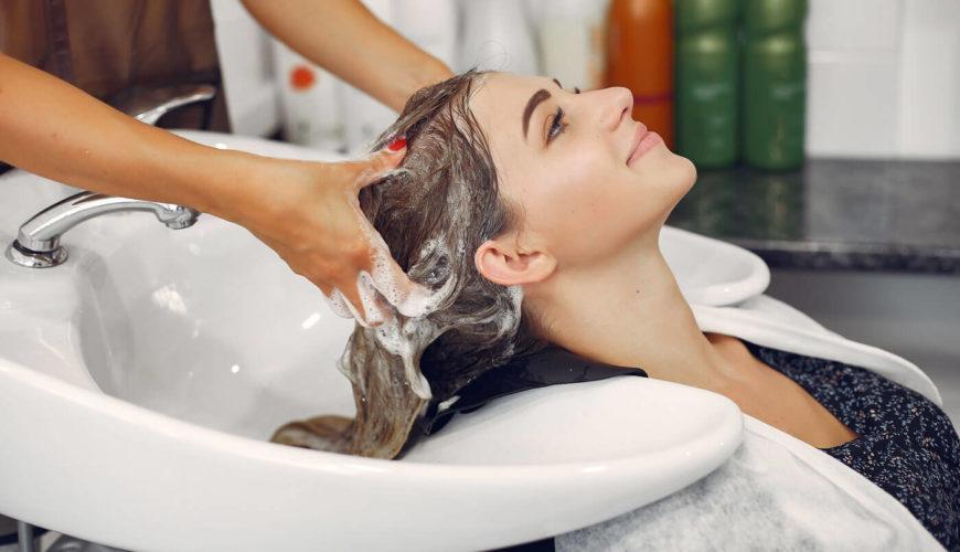 Học Massage Gội Đầu 1