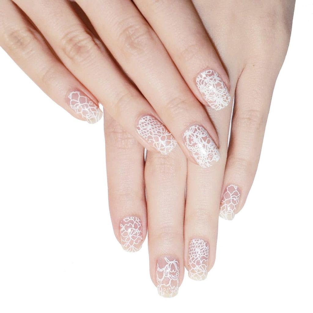 những mẫu nail vẽ đẹp