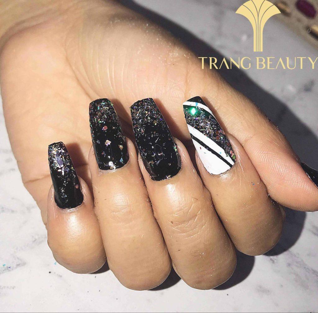 mẫu vẽ nail đẹp