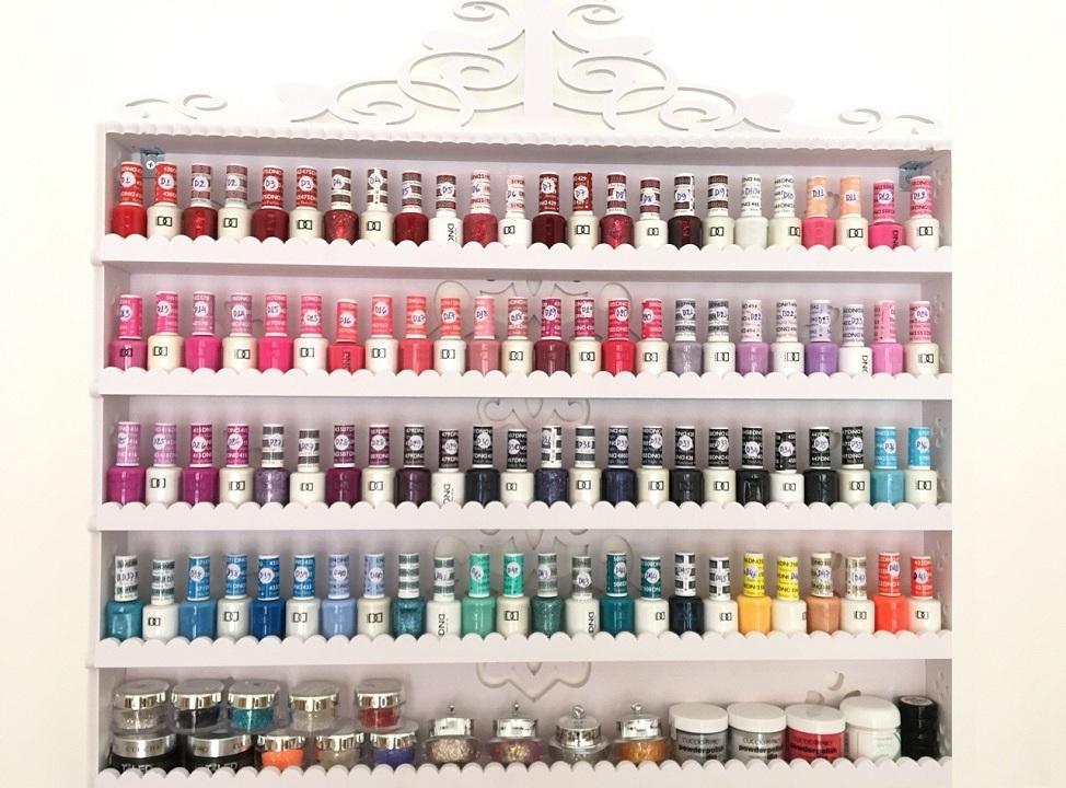 nail salon design