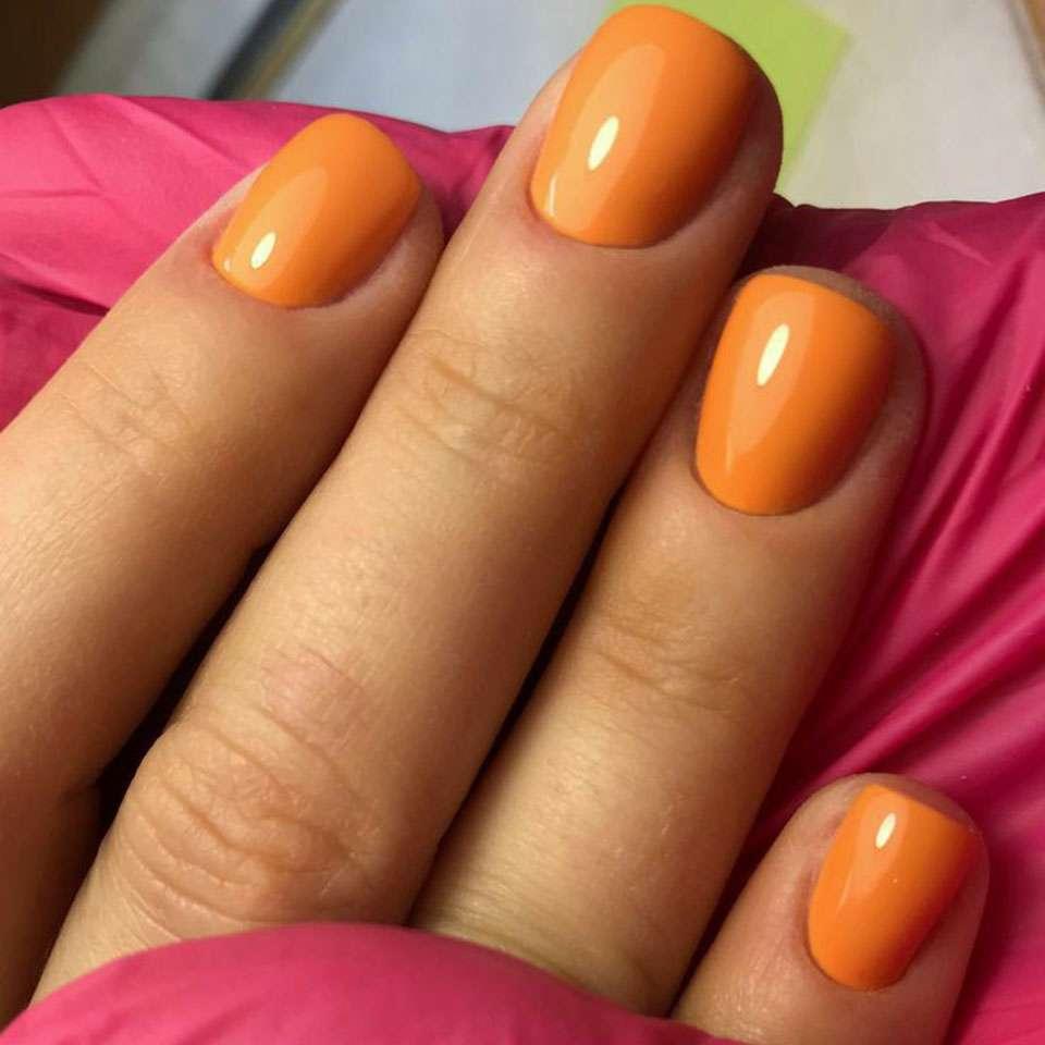cam hoặc vàng tươi sẽ tô thêm nét cá tính