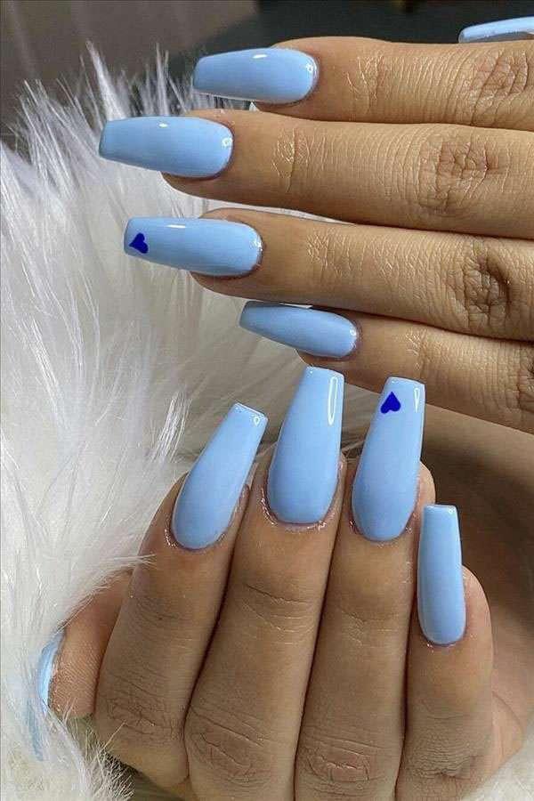 Ngoài ra, màu xanh nước biển cũng là sự lựa chọn tuyệt vời