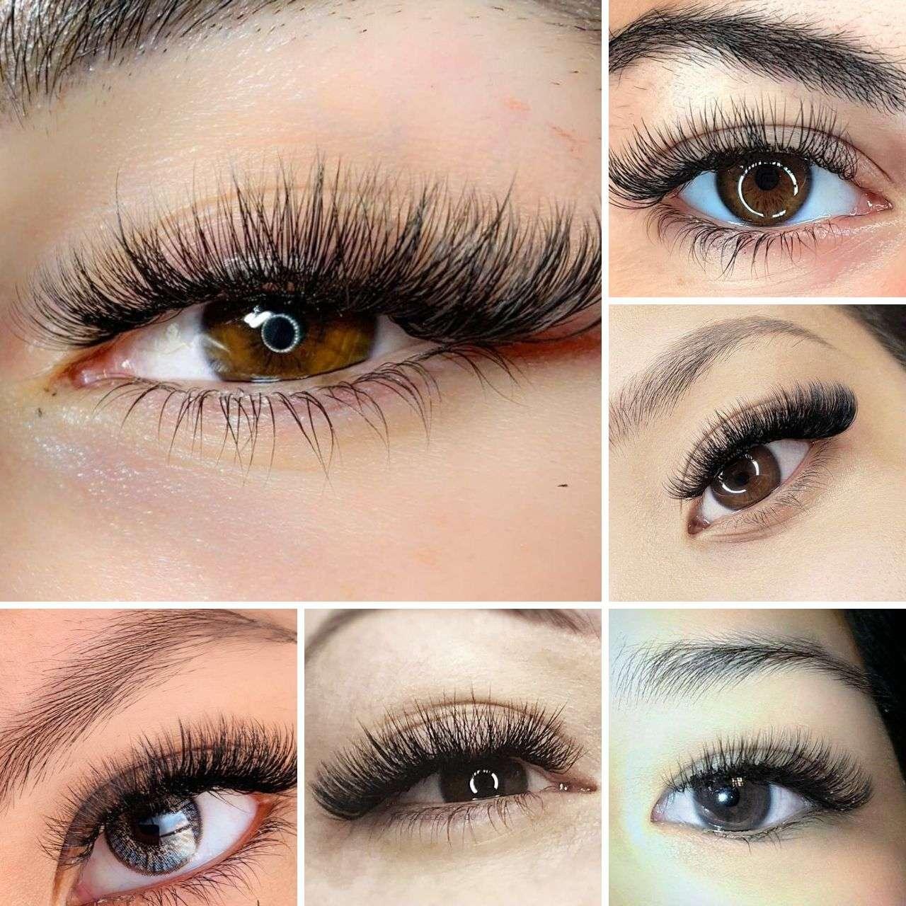 các cô nàng yêu cá tính, thích nổi bật lựa chọn bởi nó giúp đôi mắt to hơn tròn hơn , mi dày và đậm hơn .